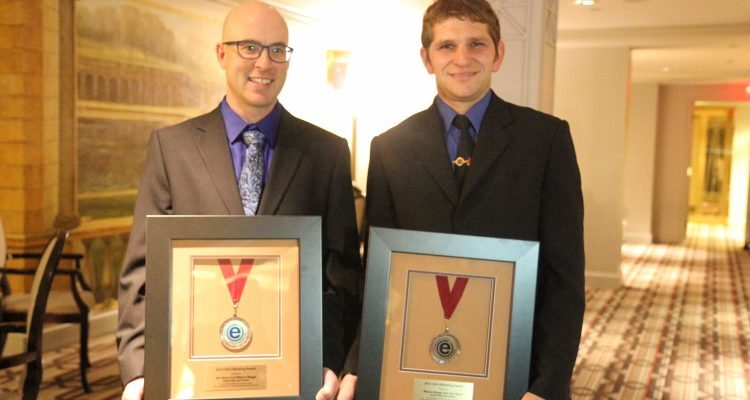 Employees receive national Lifesaving Award